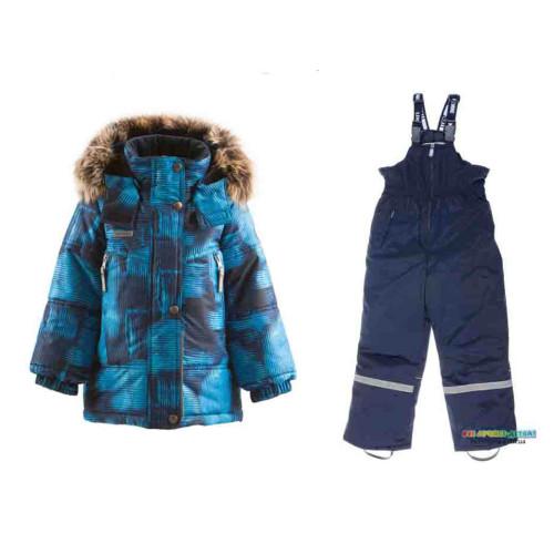 Комплект Lenne City зима 2019, синий