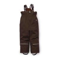 Зимний полукомбинезон штаны Lenne Jack 18351-816 коричневый
