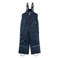 Зимний полукомбинезон штаны Lenne Jack 18351-229 т-синий