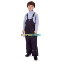 Зимний полукомбинезон штаны Lenne Jack 18351-042 черный