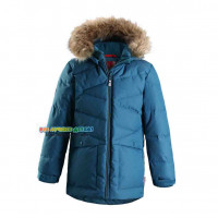 Пуховая куртка Reima Jussi 531297-7900