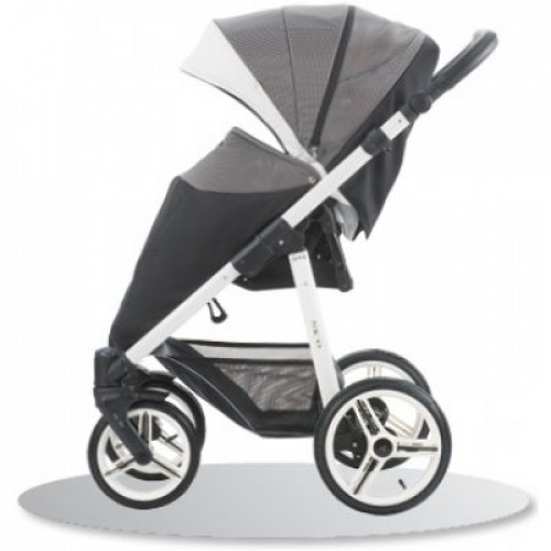 Прогулочная коляска Bebetto Nico SLW17 темно-серый
