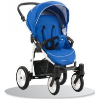 Прогулочная коляска Bebetto Rainbow 253 синий