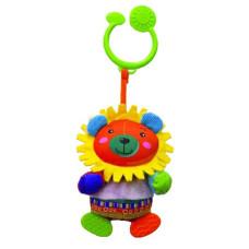 Игрушка-подвеска Biba Toys Львенок (908HA leo)