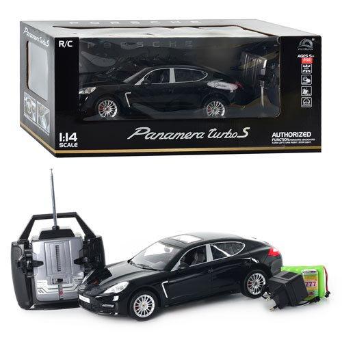 Машина Bambi Porsche Panamera Turbo S Black (HQ 200128)