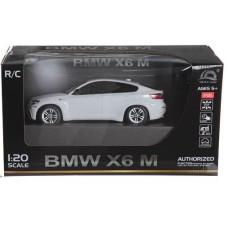 Радиоуправляемая машина Bambi BMW X6 M White (HQ200122)
