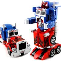 Радиоуправляемый робот-трансформер Bambi Optimus Prime (28128)
