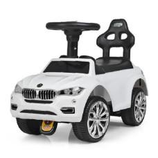 Каталка-толокар Bambi BMW 7661-1 белый