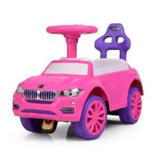 Каталка-толокар Bambi BMW 7661-1 розовый