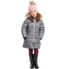 Зимнее пальто NANO F18M1252 GrayMixConfetti