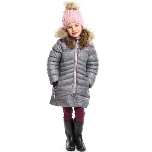 Зимнее пальто NANO F18M1252 Gray Mix Confetti