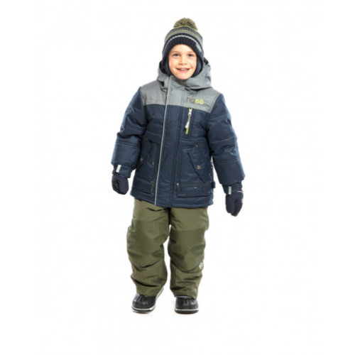 Зимний комплект NANO F18M277 BlueMix_GreenTea