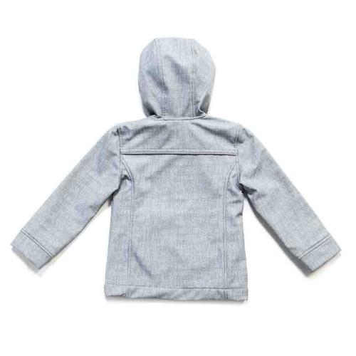 Демисезонная куртка Nano F17M1400 Light Grey Mix