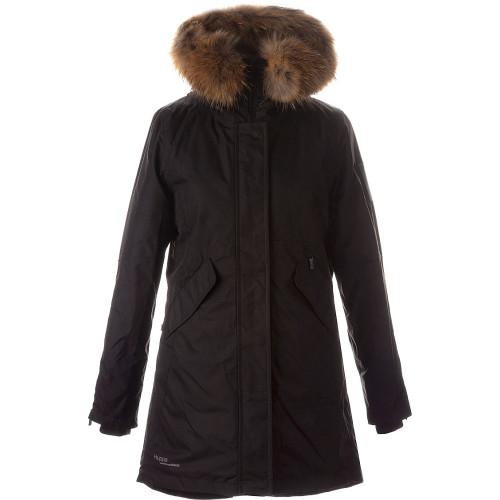 Женское зимнее пальто HUPPA VIVIAN 1 12498120-00009 черный