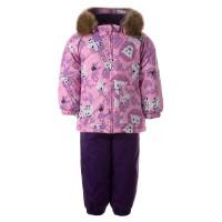 Зимний комплект Huppa AVERY 41780030-03013 розовый