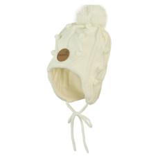 Зимняя шапка Huppa ULLA 83880000-60020 белая