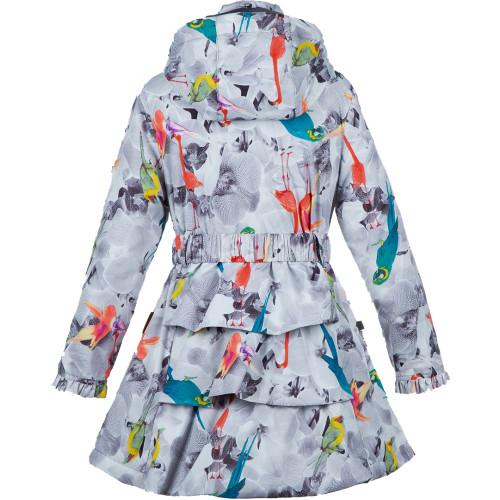 Демисезонное пальто Хуппа Huppa LEANDRA 18030004-91220