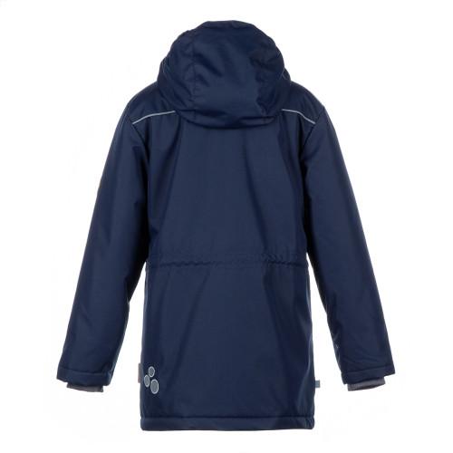 Демисезонная куртка парка Хуппа Huppa ROLF 1 17640110-00086 т-синий