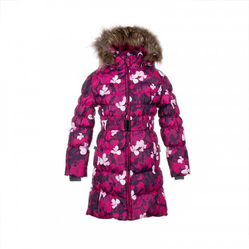 Пуховое пальто Huppa YASMINE 12020055-81063