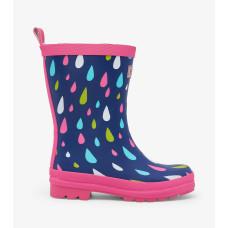 Резиновые сапоги Hatley Rain Drops S21DDK1367