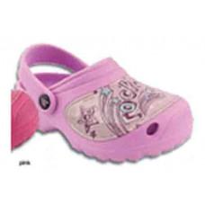 Кроксы Woolf  2351004 розовые