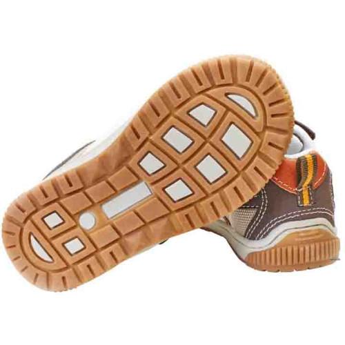 Кроссовки WOOLF  2530200 коричневые
