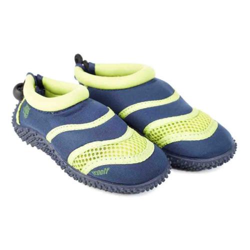 Тапочки для пляжа Woolf  2546200 синие