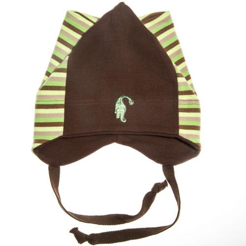 Демисезонная шапка Kivat Динозавр 351909-07