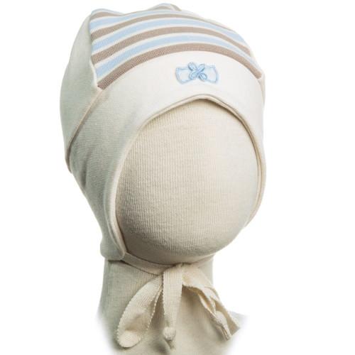 Демисезонная шапка Kivat Бантик 351910-35