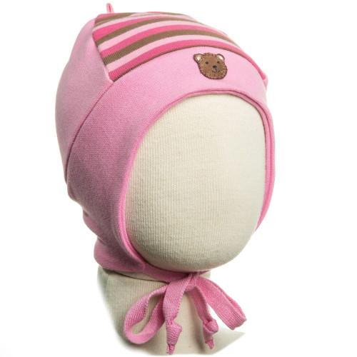 Демисезонная шапка Kivat Медвежонок 351910-46