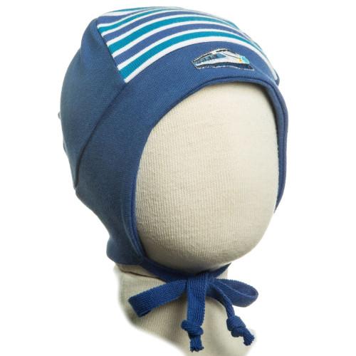 Демисезонная шапка Kivat Поезд 351910-44