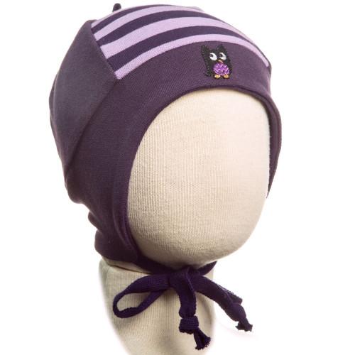 Демисезонная шапка Kivat Сова 351910-42