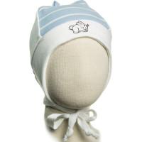 Демисезонная шапка Kivat Зайчик 351910-31