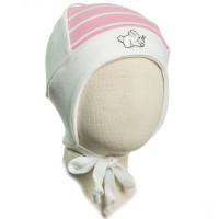 Демисезонная шапка Kivat Зайчик 351910-33