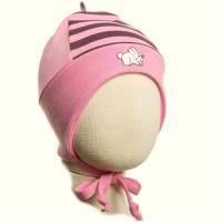 Демисезонная шапка Kivat Зайчик 351910-22