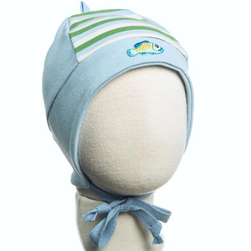 Демисезонная шапка Kivat Рыбка 351910-01