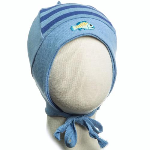 Демисезонная шапка Kivat Рыбка 351910-05