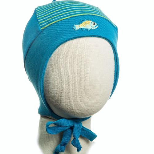 Демисезонная шапка Kivat Рыбка 351910-06