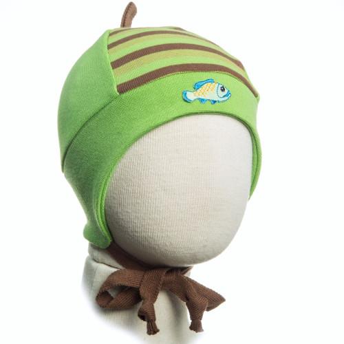 Демисезонная шапка Kivat Рыбка 351910-10
