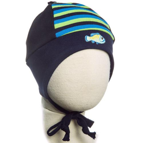 Демисезонная шапка Kivat Рыбка 351910-12