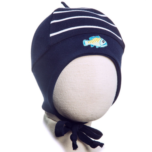 Демисезонная шапка Kivat Рыбка 351910-13