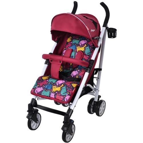Прогулочная коляска Carrello Allegro CRL-10101 Kitty Crimson