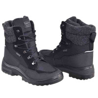 Зимние ботинки Kuoma Куома Nordic черные 1800-20