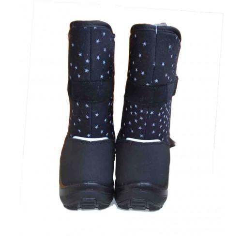 Зимние сапоги Kuoma Куома Lumikki 140403-0397 Black Galaxy