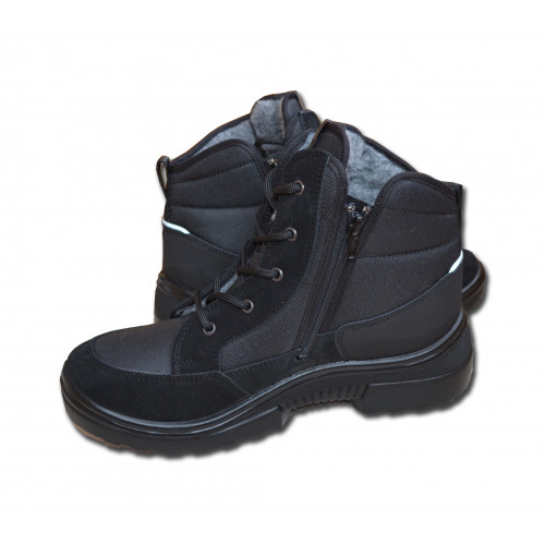 Зимние ботинки Kuoma Куома Trekking V 191720-20 черный