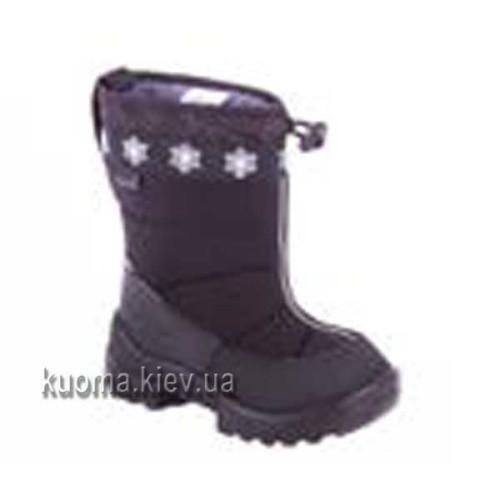 Сапоги Kuoma Lumieskimo черные 1305-03