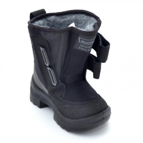 Зимние сапоги Kuoma Куома Crosser черные 1260-20