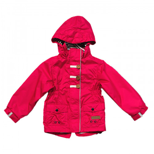 Демисезонная куртка-ветровка Nano S17J254 Scarlet