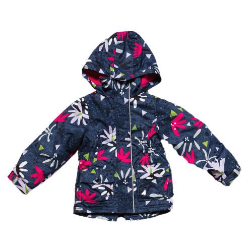 Демисезонная куртка-ветровка Nano S17J256 Flower