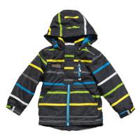 Демисезонная куртка-ветровка Nano S17J257 Deep Grey